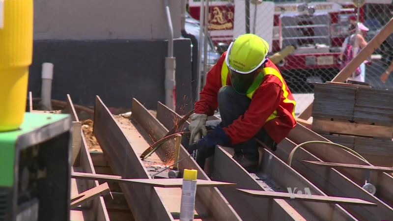 US Economy Adds 255,000 Jobs; Construction Sector Booming