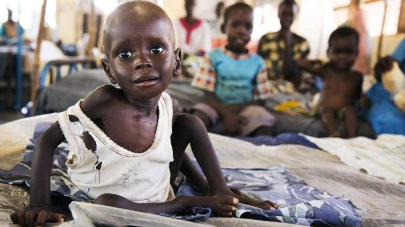 Child Malnutrition Crisis Deepens in South Sudan