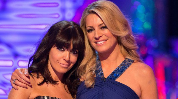 Tess Daly and Claudia Winkleman tease the line-up for Strictly Come Dancing as they prepare to reveal the first famous face