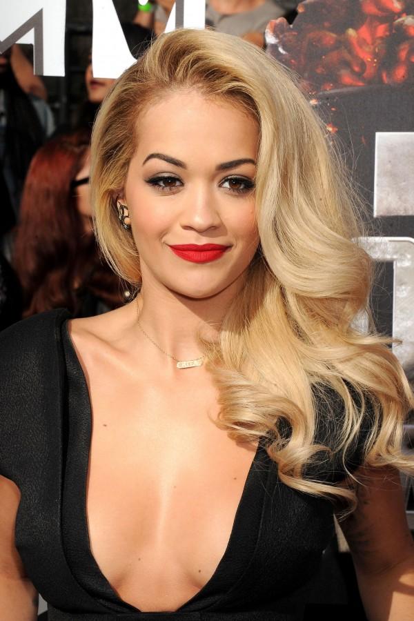 Rita Ora On Her Addiction To Blonde Hair, Her Lol Mum And Portobello Market