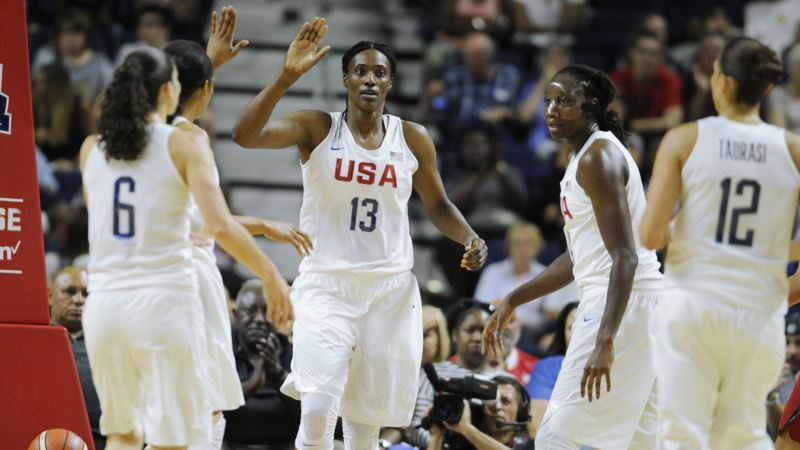 US Women's Basketball Squad Aims for Sixth Straight Gold Medal