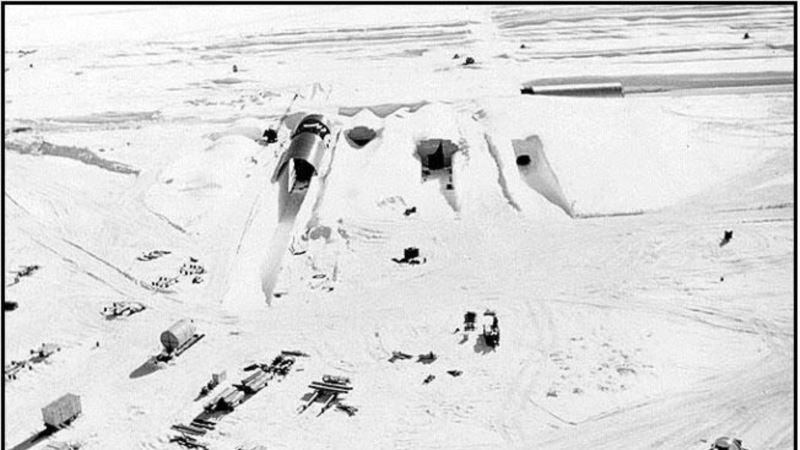 Cold War Waste Could Reappear Due to Global Warming