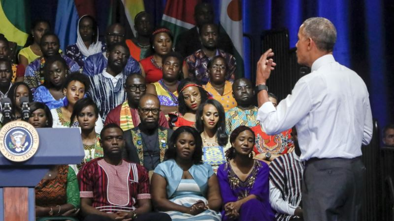 Obama Hails 'Unprecedented Opportunities' in Today's Africa