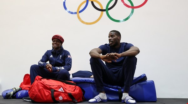 Lawrence Okolie's inspiring journey from clinically obese to Olympic boxer is being turned into a film