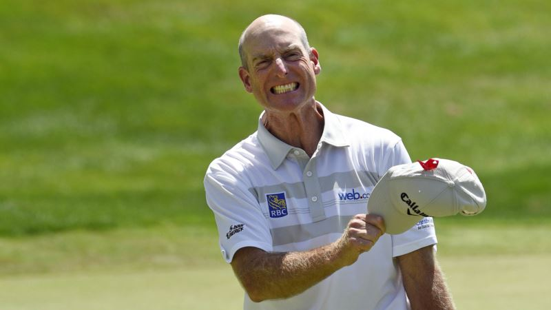 Furyk Sets Pro Golf Record With Round of 58