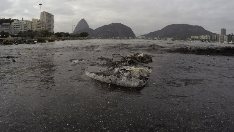 Olympians Cope with Rio Water Issues