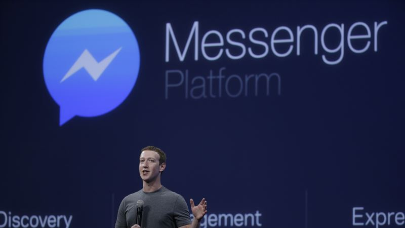 White House Launches Facebook Messenger Bot
