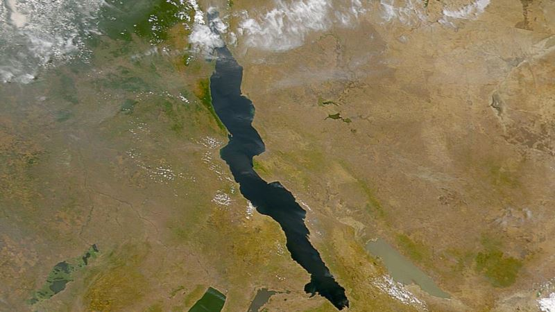 Lake Tanganyika Ecosystem Sensitive to Climate Change
