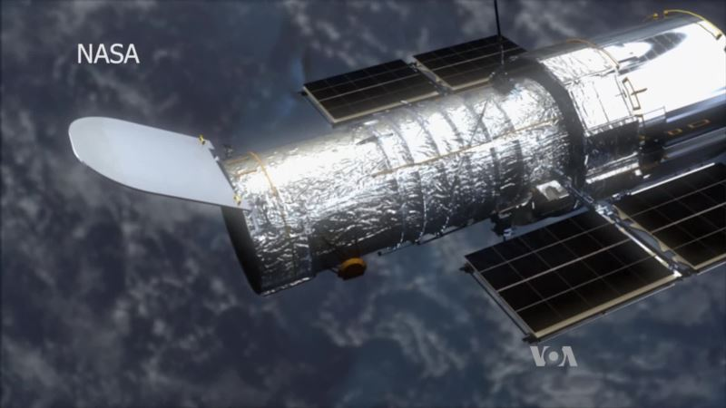Hubble Space Telescope gets New 5-year Contract