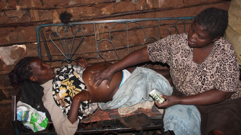 Kenyan Women Returning to Traditional Birth Attendants