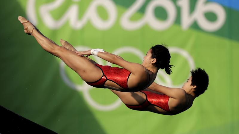 NBC says Rio Olympic Viewership Reaches Parity with London