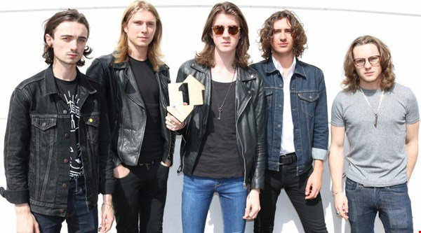 Blossoms complete shift from scaffolding yard to top of the charts