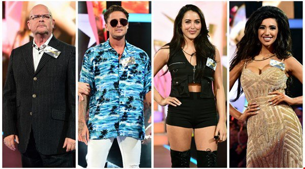 Which two CBB housemates will face a game of chance during the eviction show?