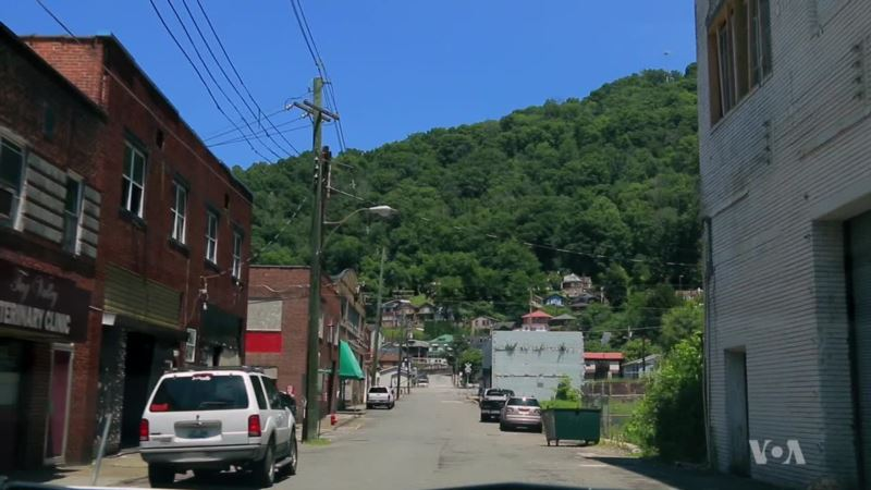 US Coal Country Falls on Hard Times