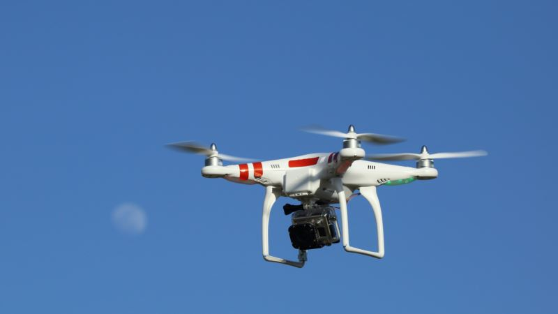 Swedish Church to Use Drones to Drop Bibles Over Syria