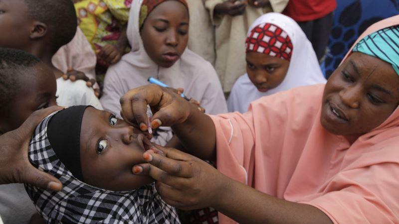 Nigeria Polio Vaccination Kicks Off Amid Insecurity