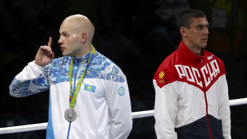 Russia's Tishchenko Wins Heavyweight Boxing Gold