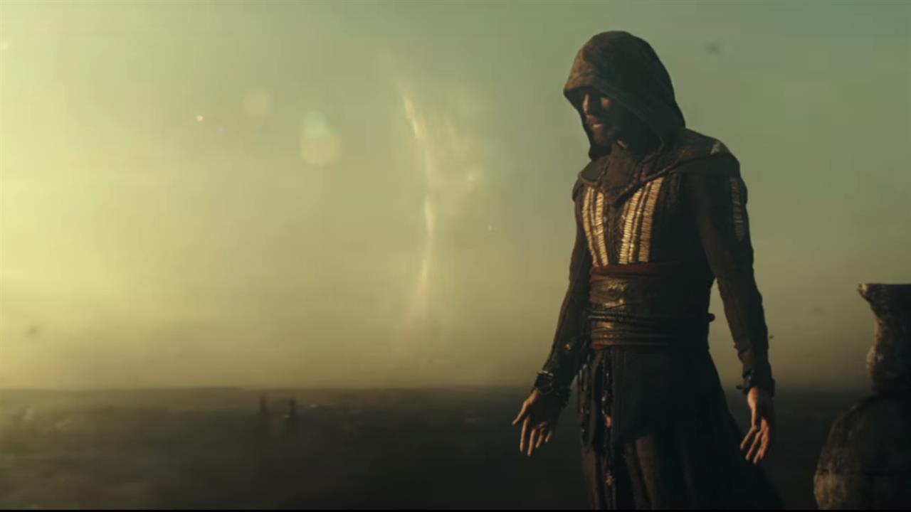 VIDEO Assassin's Creed 125 feet fall stunt
