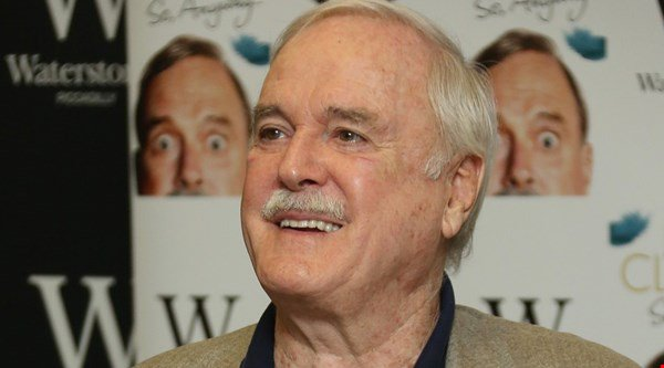 John Cleese 'delighted' at chance to annoy Monty Python co-star as he wins Lifetime Achievement award