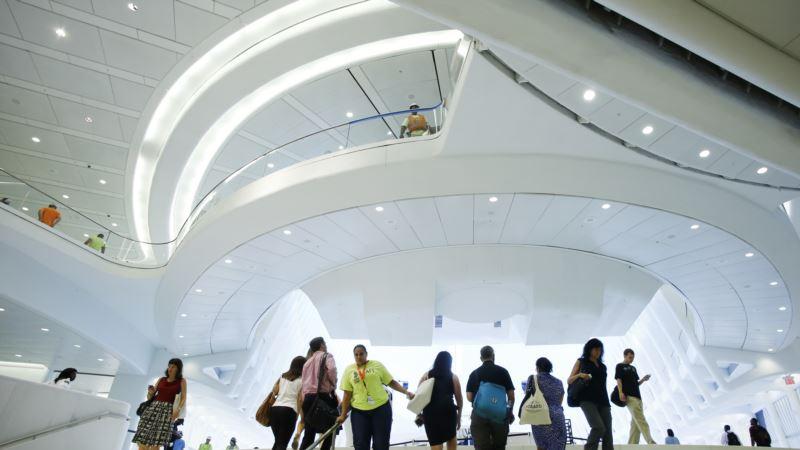 World Trade Center Mall Re-opens, Shows Progress Since 9/11