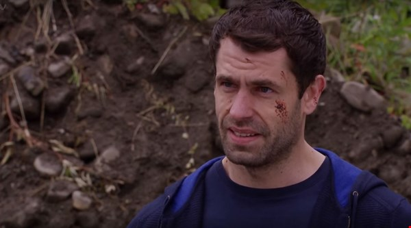 Kelvin Fletcher admits he cried filming his final scenes on Emmerdale as Andy Sugden makes his emotional exit
