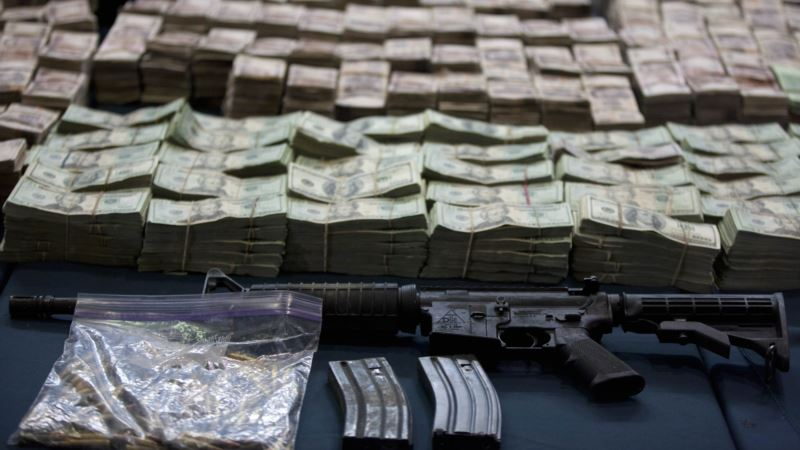 US Targets Mexican Companies, Individuals for Aiding Sinaloa Drug Cartel