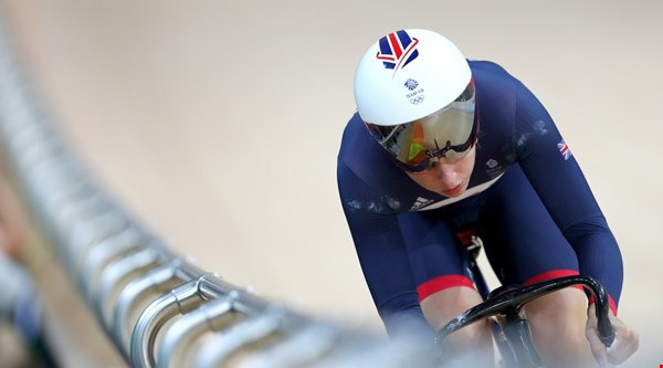 Laura Trott has won the omnium for her fourth Olympic gold medal