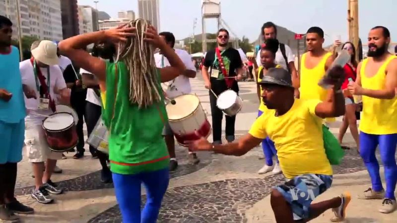 First South American Olympic Games Showcases Rio Culture