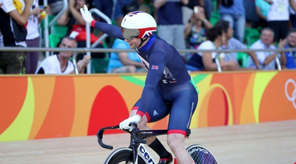 All 15 members of Great Britain's track cycling team will be bringing home a medal