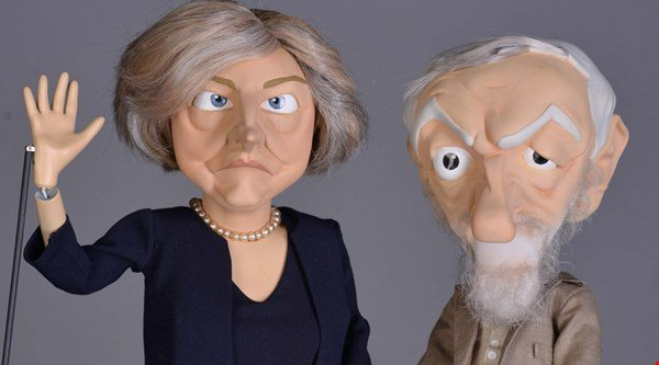 Latest Newzoids – Theresa May and Jeremy Corbyn are joining the cast