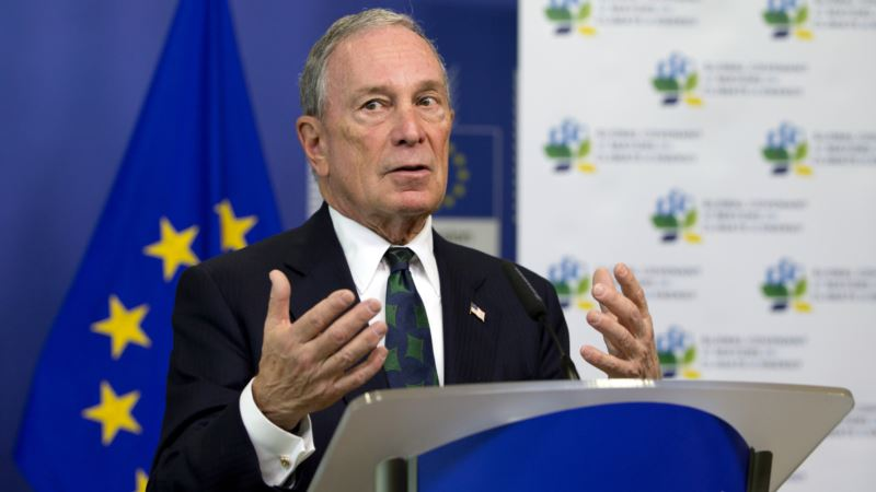 WHO Appoints Former NY Mayor Bloomberg as Global Health Ambassador