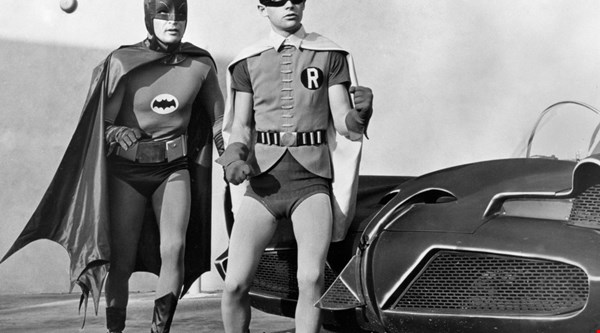 Holy comeback Batman! Adam West is reprising his famous role for new animation