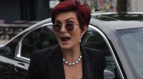 Sharon Osbourne has shared her thoughts about Mick Jagger's private parts