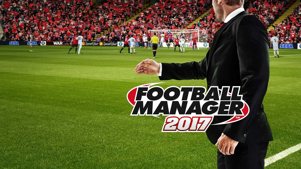 Football Manager 2017 release date set