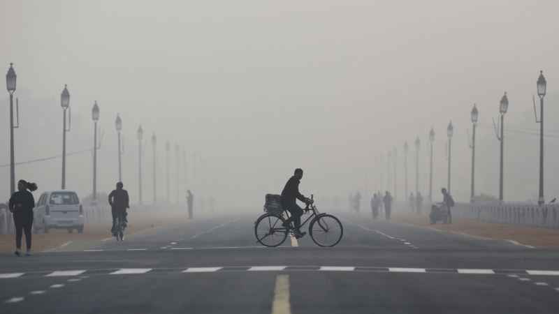 Researcher: India Air Pollution Death Rate to Outpace China