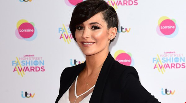 Frankie Bridge stands up to cyber bullies