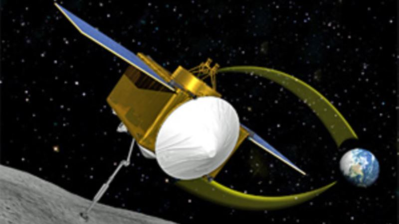 NASA Finalizes Preps for Asteroid Meet-up