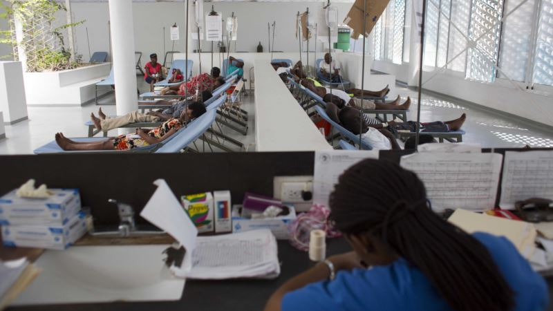 UN Admits Role in Haiti's Cholera Epidemic
