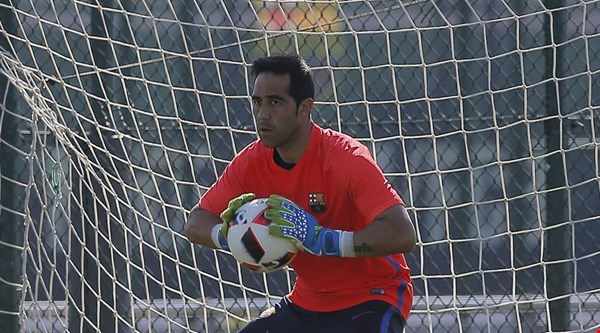 Premier League rumours: Claudio Bravo nears Man City move as Barca line up replacement