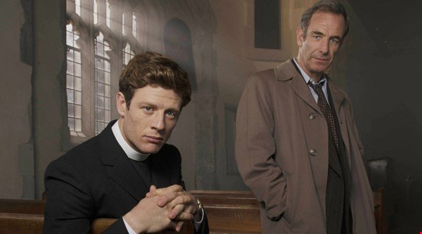 Grantchester returns for Christmas special and third series – and yes, James Norton will be back too