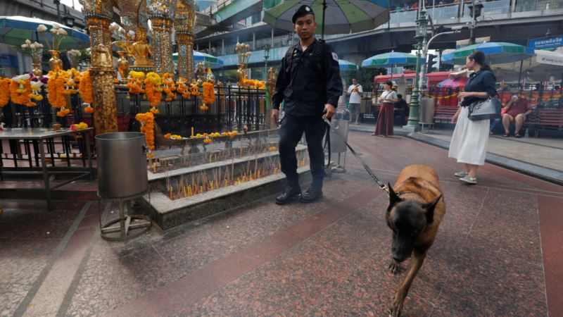 Thailand Hopes Tourism Will Bounce Back From Bombings