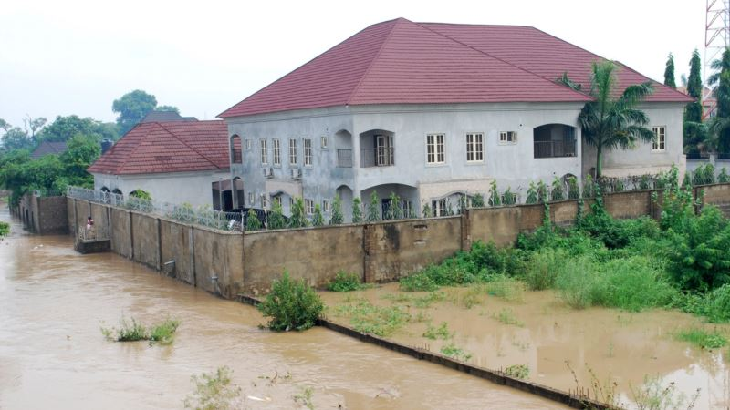 Predicting Nigeria's Floods, There's Now an App for That
