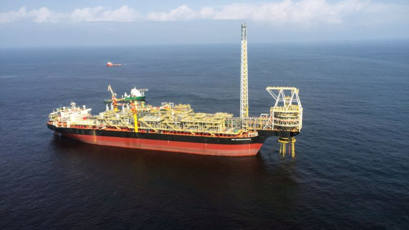 Ghana Opens Valves at Second Offshore Oil Field