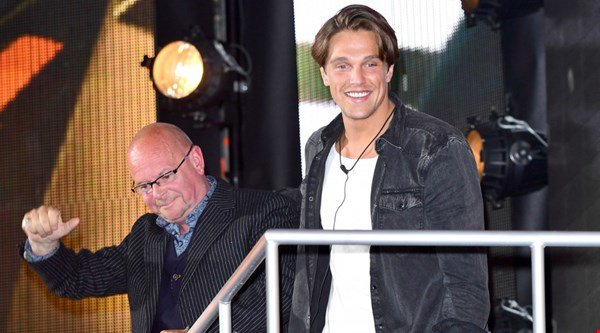Lewis Bloor and James Whale get the boot in the Celebrity Big Brother double eviction