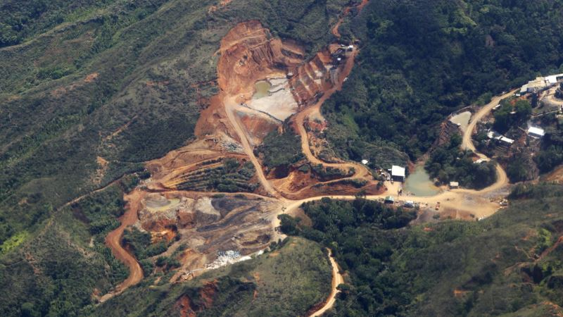 Colombia Mulls Bill to Tackle Mercury Contamination from Illegal Gold Mining