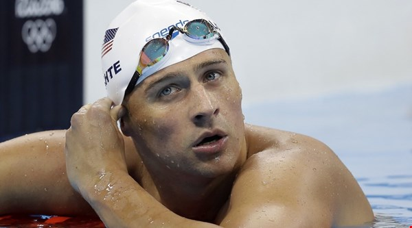 Swimmer Ryan Lochte releases a statement about *that* robbery – but people aren't impressed