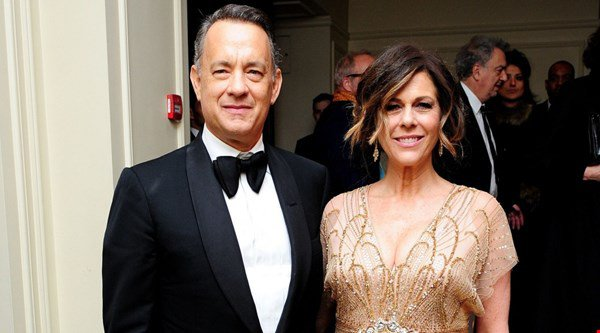 Tom Hanks and Rita Wilson share adorable rare selfie after 28 years of marriage