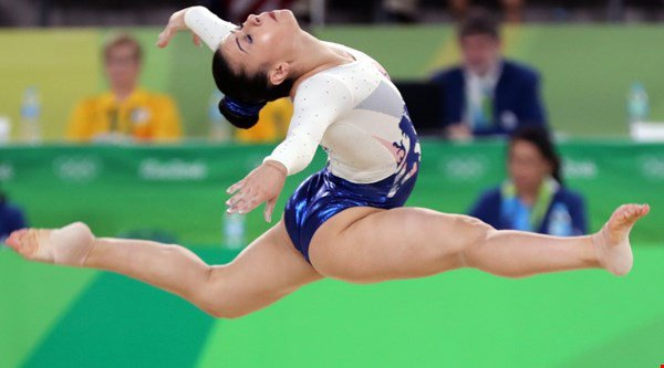 Strictly signs up Olympic gymnast Claudia Fragapane