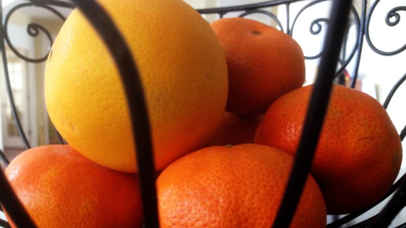 Antioxidants in Citrus May Head Off Obesity-Related Diseases