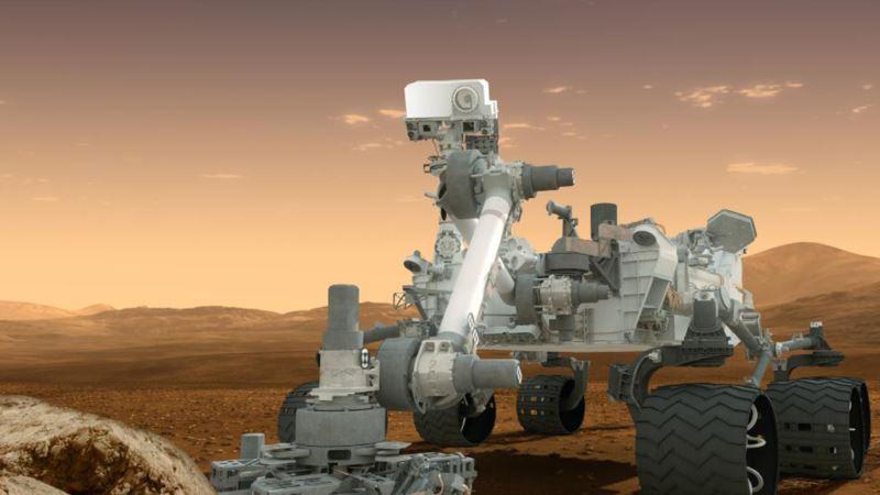 NASA Releases Panoramic View of Mars